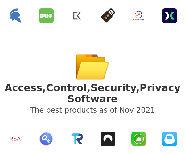 Access,Control,Security,Privacy Software