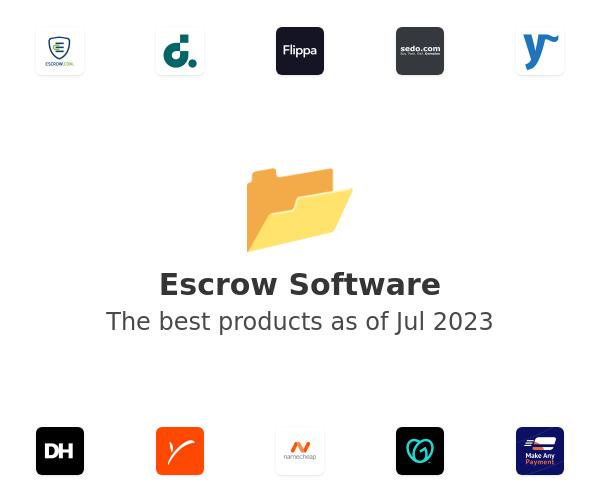 Escrow Software