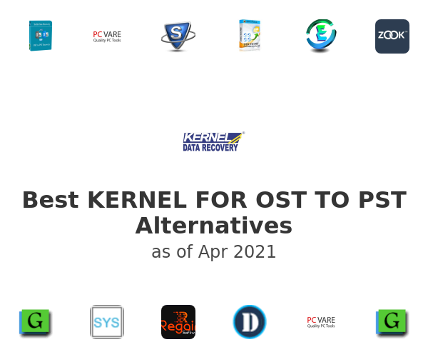 Best KERNEL FOR OST TO PST Alternatives