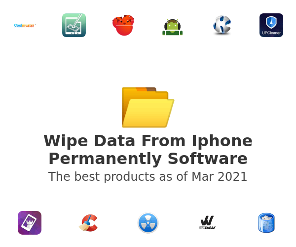 Wipe Data From Iphone Permanently Software
