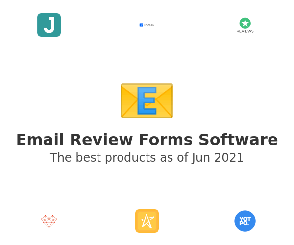 Email Review Forms Software
