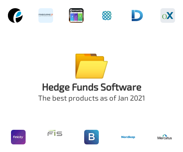 Hedge Funds Software