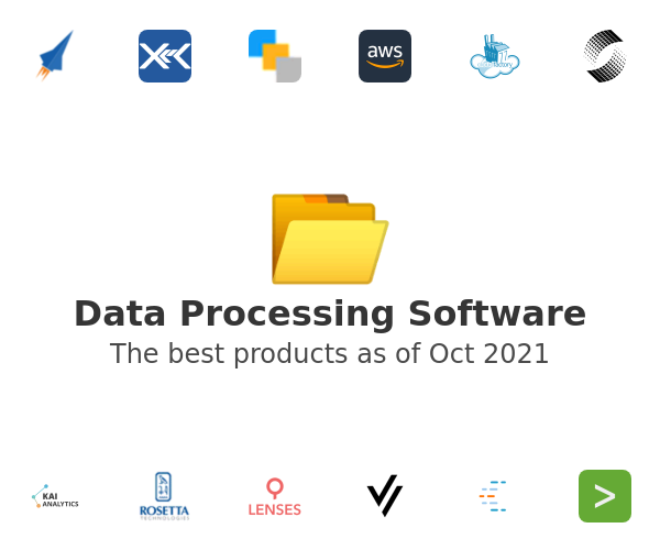 Data Processing Software