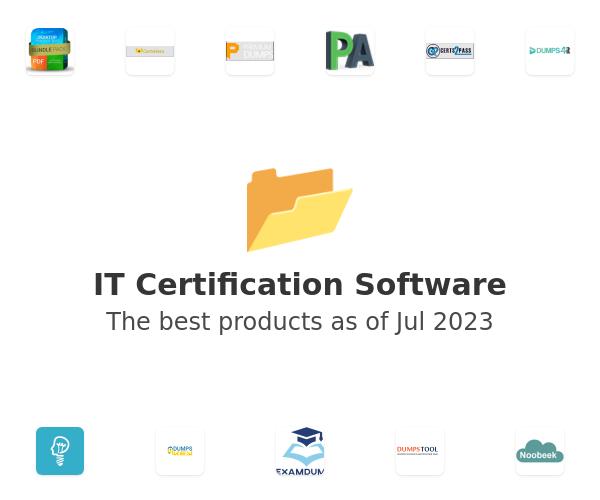 IT Certification Software