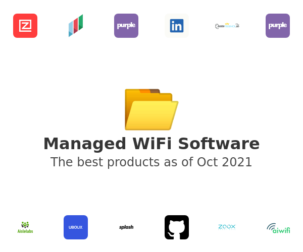 Managed WiFi Software