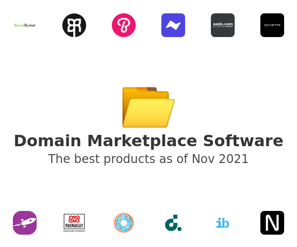 Domain Marketplace Software