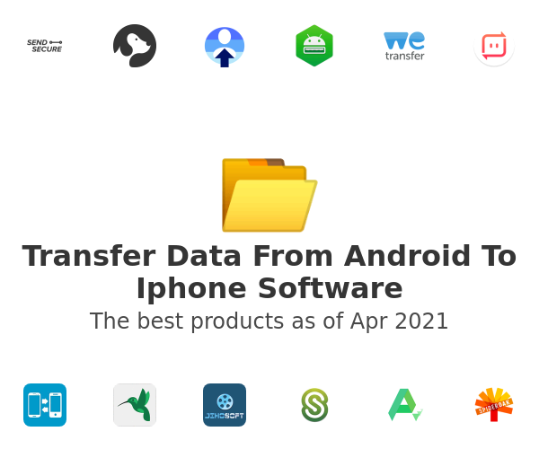 Transfer Data From Android To Iphone Software