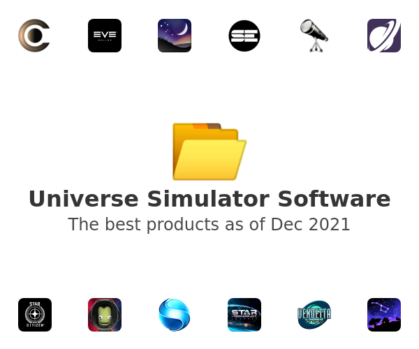 Universe Simulator Software