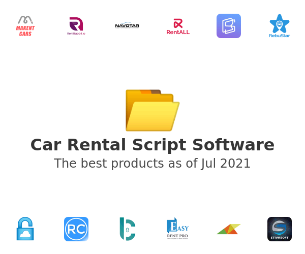 Car Rental Script Software
