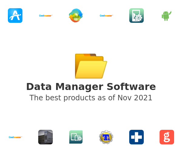 Data Manager Software