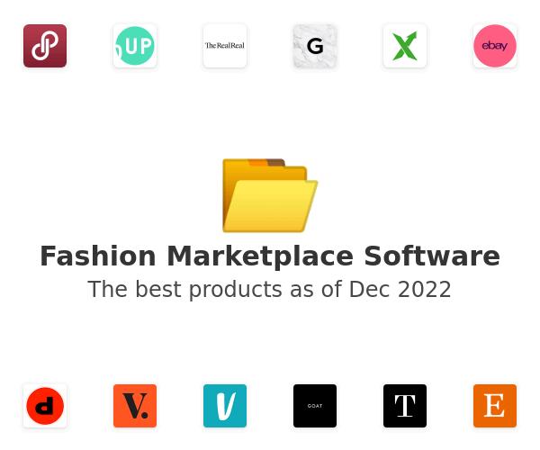 Fashion Marketplace Software