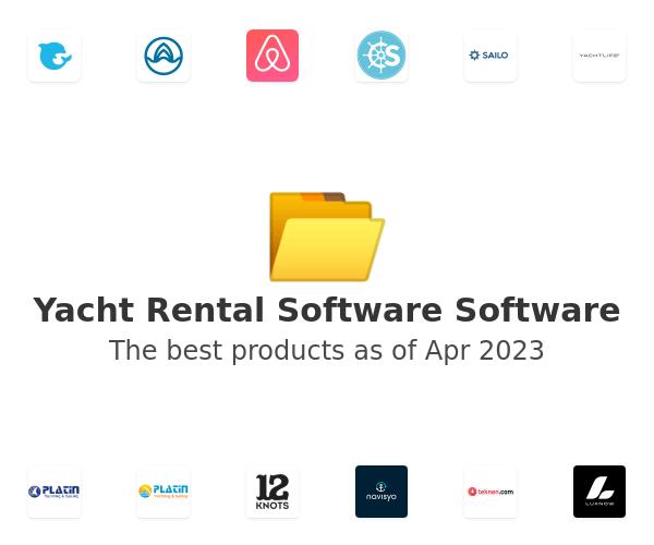 Yacht Rental Software Software