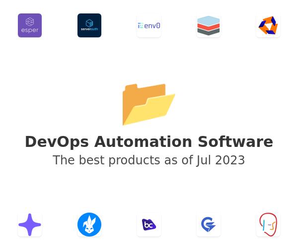 DevOps Automation Software