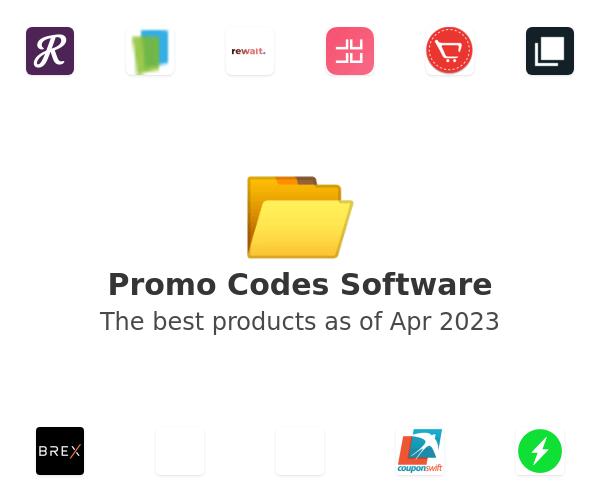 Promo Codes Software