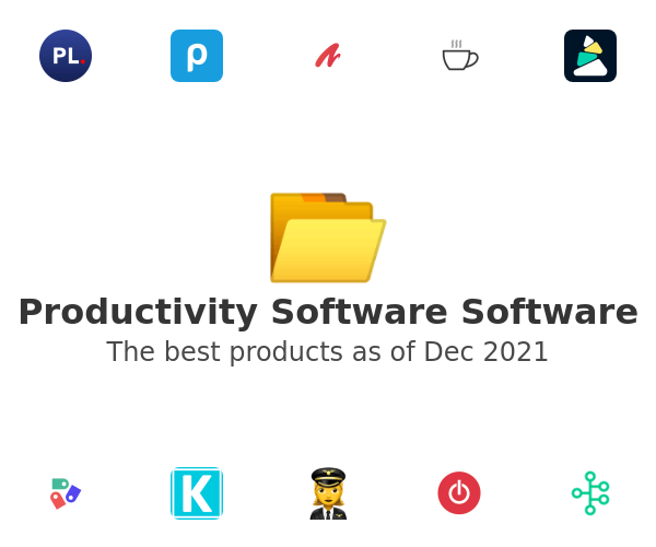 Productivity Software Software