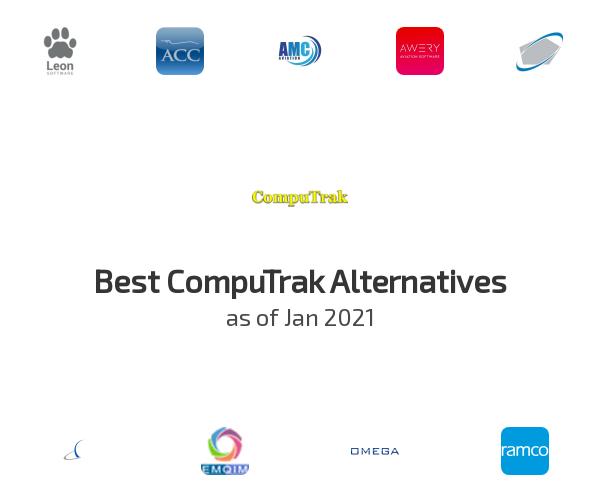 Best CompuTrak Alternatives