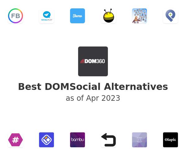 Best DOMSocial Alternatives