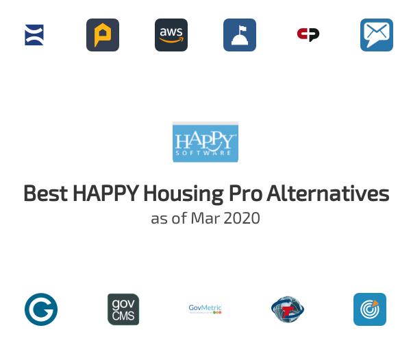 Best HAPPY Housing Pro Alternatives