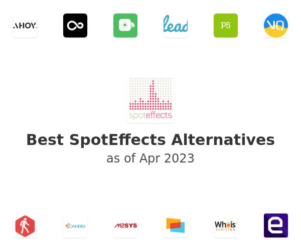 Best SpotEffects Alternatives