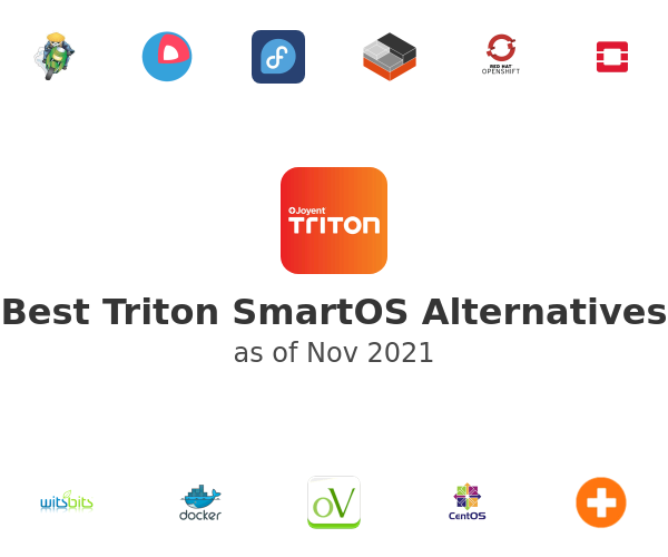 Best Triton SmartOS Alternatives