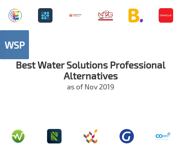 Best Water Solutions Professional Alternatives