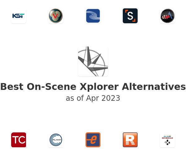Best On-Scene Xplorer Alternatives