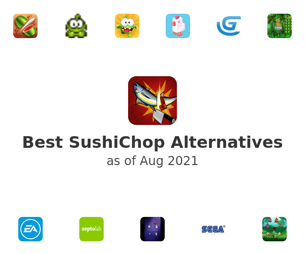Best SushiChop Alternatives