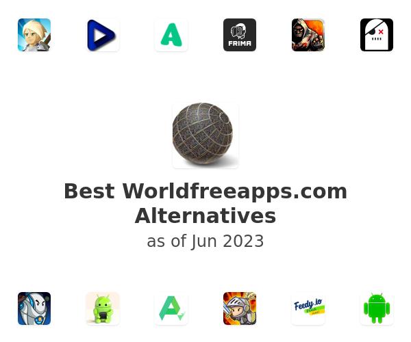 Best Worldfreeapps.com Alternatives