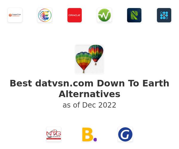 Best datvsn.com Down To Earth Alternatives