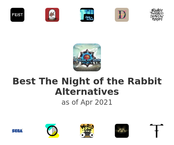 Best The Night of the Rabbit Alternatives