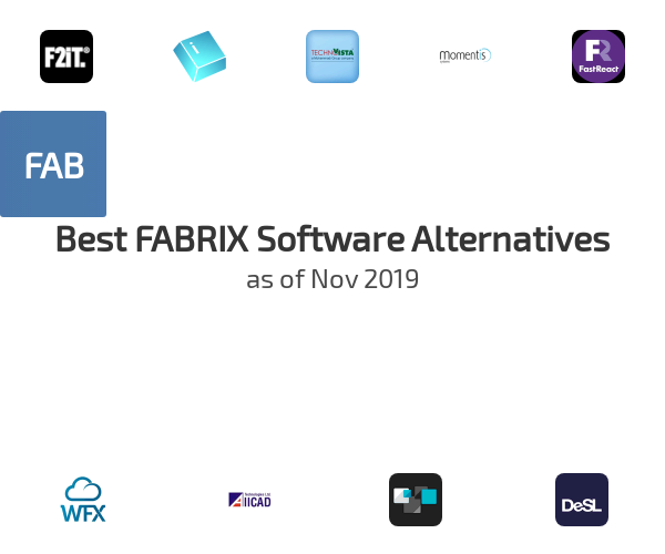 Best FABRIX Software Alternatives