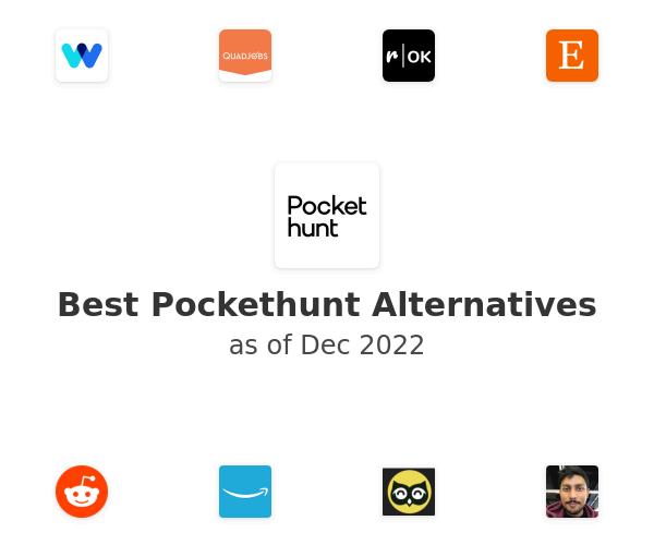 Best Pockethunt Alternatives
