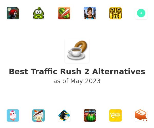 Best Traffic Rush 2 Alternatives