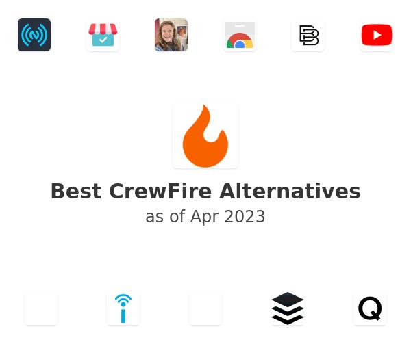 Best CrewFire Alternatives