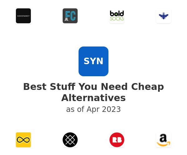 Best Stuff You Need Cheap Alternatives