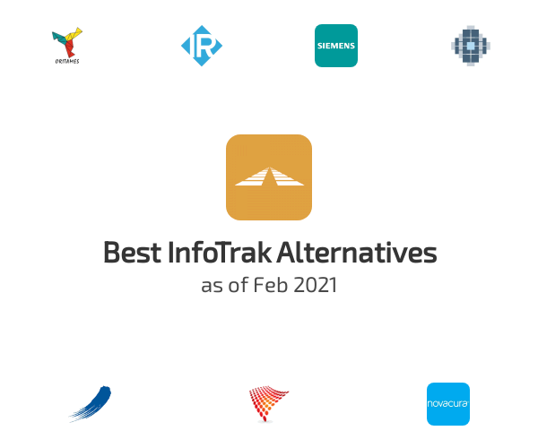 Best InfoTrak Alternatives