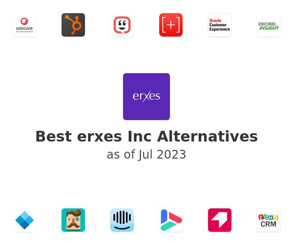Best erxes Inc Alternatives