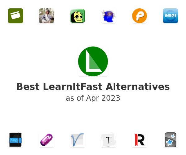 Best LearnItFast Alternatives