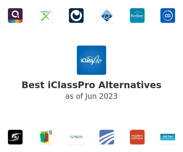 Best iClassPro Alternatives