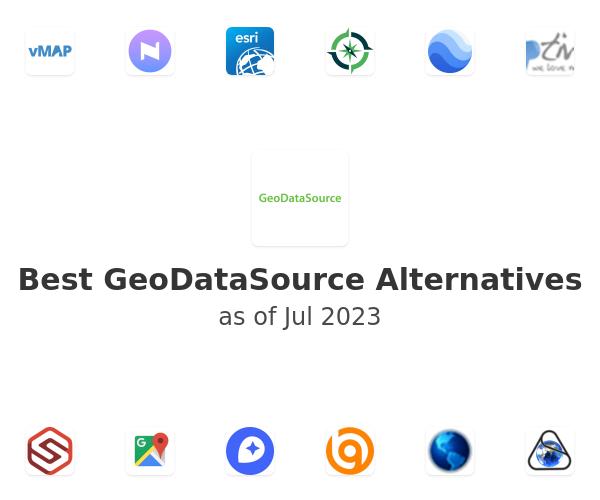 Best GeoDataSource Alternatives