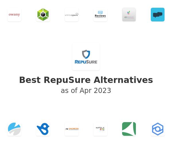 Best RepuSure Alternatives