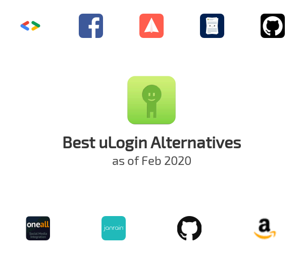 Best uLogin Alternatives