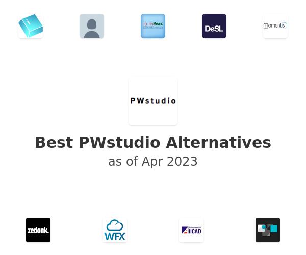 Best PWstudio Alternatives