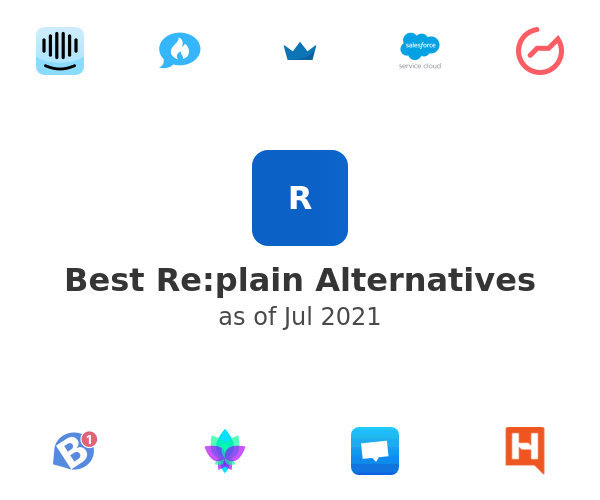 Best Re:plain Alternatives