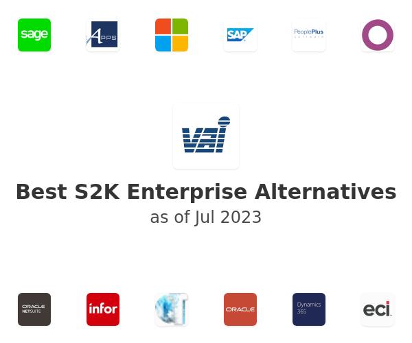 Best S2K Enterprise Alternatives
