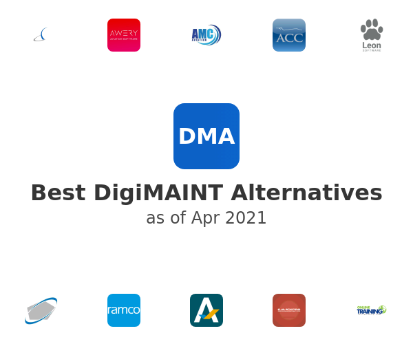 Best DigiMAINT Alternatives