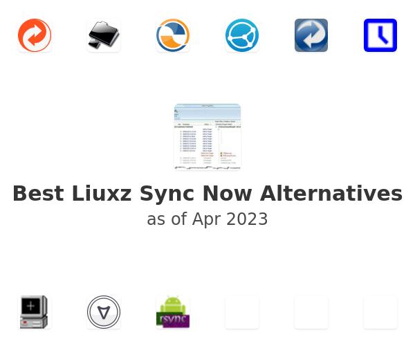 Best Liuxz Sync Now Alternatives
