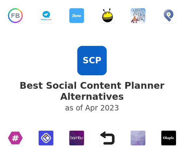 Best Social Content Planner Alternatives