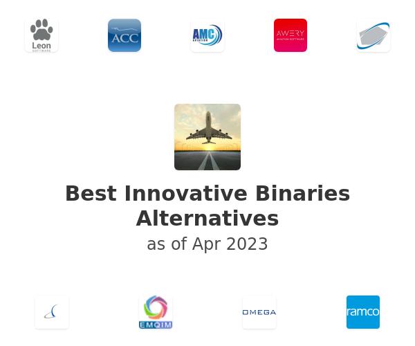 Best Innovative Binaries Alternatives
