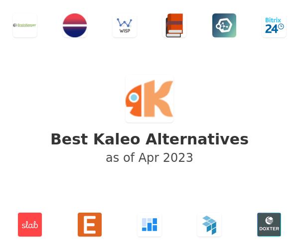 Best Kaleo Alternatives
